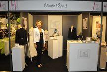 SALON DU MARIAGE 2014, CS SPIRIT / Clipshirt Spirit était présent au salon du mariage 2014 à Limoges.