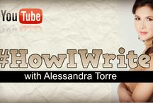 YouTube Videos: #HowIWrite