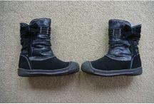 Schoenen, laarzen & sloffen / Mooie, leuke, betaalbare 2de hands meisjes & jongens schoenen