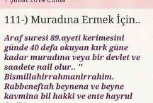 Murad duası