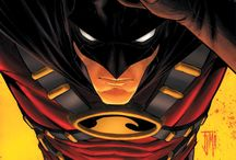 Tim Drake/Robin/Red Robin / Tim Drake (also known as Tim Wayne) is a fictional comic book superhero from the DC Comics universe. As the third Robin in the Batman comics, he served as Batman's sidekick, and he is a superhero in his own right. He currently uses the superhero identity of Red Robin.