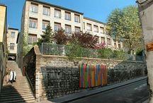 Les Ateliers de la rue Raisin, l'association