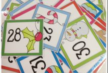 Preschool--Calendar