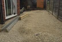 Decking and astro turf / My new decking and garden coming along!