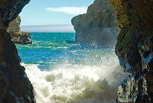 dalgalı deniz
