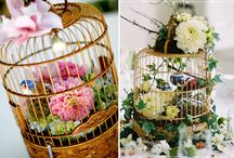 TABLE DECORATIONS / by Christine Varn
