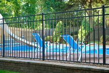 Aluminum Fences / An aluminum fence looks similar to traditional wrought-iron fences but do not require the level of maintenance that wrought-iron fences typically demand. However, aluminum fences do provide the same beauty and protection as wrought-iron fences. Aluminum fences also adjust to the slope of your land, unlike other materials. For more information about aluminum fence installation in NJ, call us at (973) 772-2593.