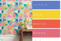 Color association