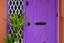 doors purple