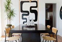 Esszimmer / Ob nun eine große Tafel an der die große Familie und alle Freunde dran Platz haben oder ein kleiner Essplatz nur für zwei - Esszimmer für jede Haus- und Familengröße