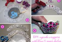 Wedding Crafts & DIY / A variety of crafts and how to projects for weddings, showers, and parties. #wedding #bridal #shower #anniversary #vow #renewal #party #parties #event #special #events #weddings #craft #crafts #howto #how #to #DIY