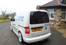 The Company Van