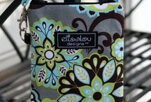 Bags, Totes, Pouches & More- Elisalou Designs / by Aimee Hambleton Amer