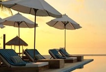 Honeymoon Destinations: The Maldives / How about the gorgeous Maldives for a honeymoon?