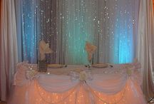 wedding wall