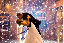 Let It Snow : Winter Wedding Photographs!