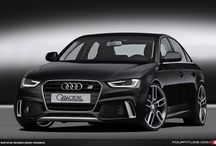 Audi Awesomeness / Audi accessories, ideas, general awesomeness / by Amy Kate