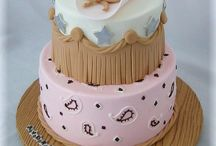 Cowgirl cakes