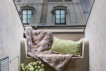 """KIXX ♥ (G)Loves Balcony """"To Impress"""" / Tuinieren in het klein kan natuurlijk op een balkon. Gardening on a roof top or balcony!"""