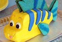 Gâteaux 3D Princesses