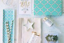 New Year's / Holiday Entertaining / by Rosanna Inc.