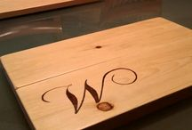 Wooden placemats