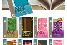 Bibles for kids to teens