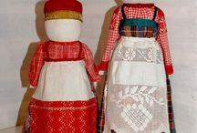 Куклы М.А. Сысоевой