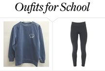comfy school outfits⚡
