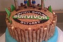 survivor themed bday party