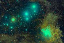 Space,Stars,the huble telescope..