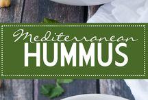 Mediterranean Diet / Recipes for the Mediterranean Diet