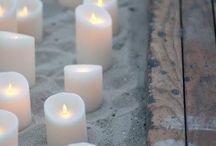 Le meraviglie / candele che non bruciano