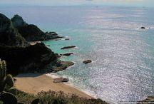 Sample of my work: scenery / krajobrazy / scenery sea beaches rocks sky sun / krajobrazy morze plaże skały niebo słońce