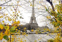 Paris / Autumn in Paris