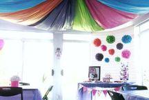 1st Birthday party ideas / by Catherine Alba