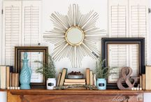 Living Room Decor / by Jennifer Moore