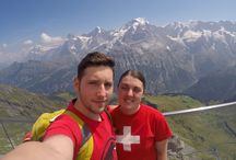 RR: Switzerland / Switzerland might just be our favourite county on earth, so much adventure and beauty here it's hard to take in! Come and join us in the mountains!