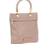 Lady loves handbags