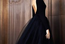 Little black dress / by Gianna Santori