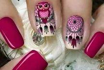 unhas tatoos afins