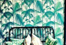 Miami Beach / Litt inspirasjon til en glad og fornøyd balkong - balkongen skal være en gøyal lagune midt i byen