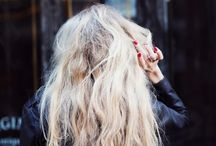 ...messy hair