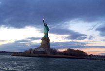 New York / Fra studietur i NYC