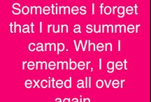 CAMP QUOTES / by Yamilet Torres