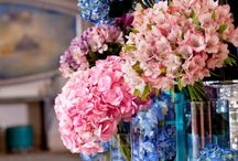 Flowers Setting
