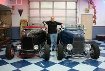Bob Drake - Ford Car Collection / Bob Drake is know for his collection(s) of all things FORD! From cars to memorabilia to art... Bob just can't stop collecting!
