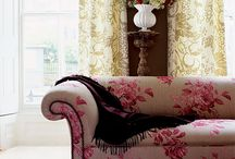 Sofa infatuation!  / by Summer Rose