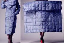 стеганое пальто одеяло