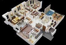 Plans for houses